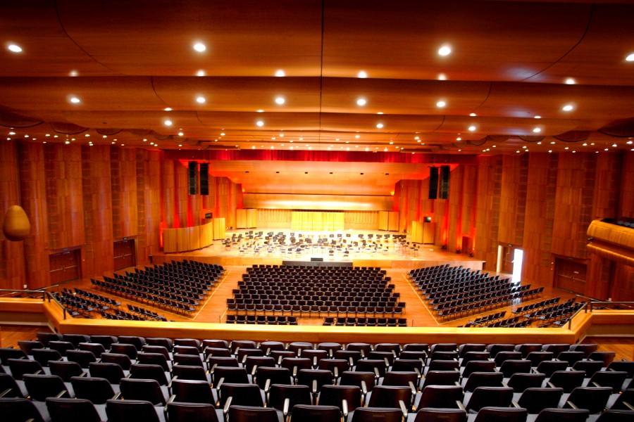 auditorium stravinski montreux